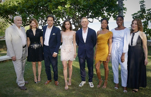 「007」最新作が始動! L・セドゥー&B・ウィショー続投、R・マレック参戦