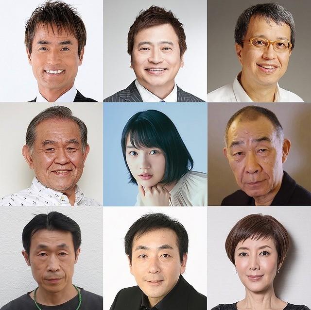 のん、第2の故郷・東北で実写映画復帰! 昭和歌謡の名曲響く「星屑の町」のヒロインに