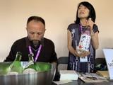 日本酒とチーズの相性抜群 映画「カンパイ!」がイタリアの観客を魅了