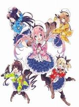 「ハナヤマタ」の浜弓場双によるアイドル4コマ漫画「おちこぼれフルーツタルト」TVアニメ化