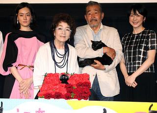 倍賞千恵子&藤竜也、「初恋」が遺作の星由里子さん追悼「スターはこうあるべき」