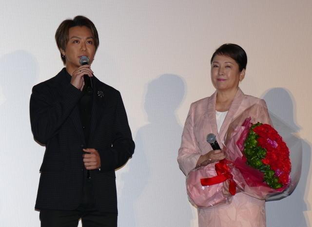 TAKAHIRO、母親演じた松坂慶子にカーネーション「これからもお母さんと呼ばせて」 - 画像8