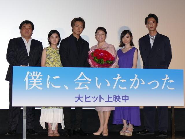 TAKAHIRO、母親演じた松坂慶子にカーネーション「これからもお母さんと呼ばせて」 - 画像1