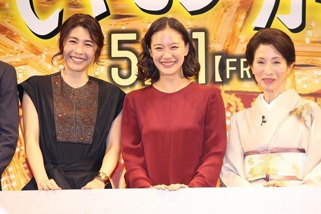 """竹内結子、蒼井優のトークを""""男前""""フォローで救う! - 画像7"""