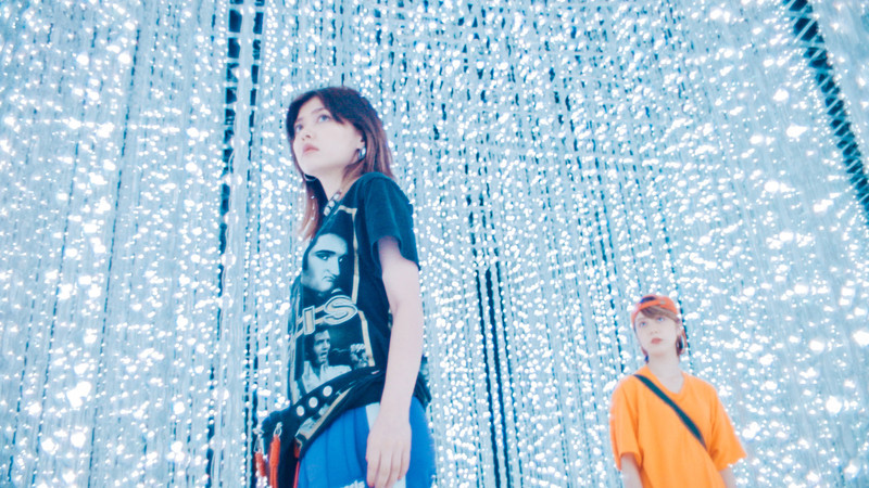 ファッショナブル&エモーショナル 遠藤新菜×SUMIREのロードトリップ「TOURISM」予告