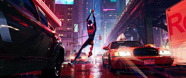 「スパイダーマン スパイダーバース」クリエイターコンビが大型契約