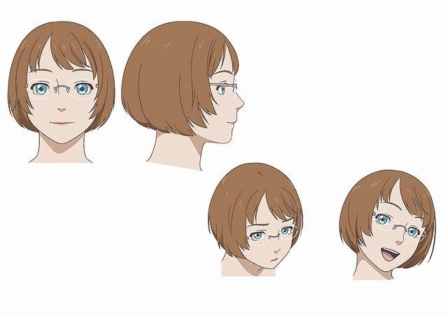 セシル・エップス:折笠富美子