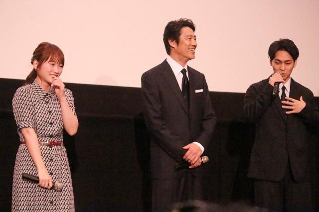 電撃結婚した川栄李奈、柳楽優弥から祝福される「あ、おめでとうございます」 - 画像1