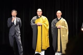 空族・富田克也最新作「典座 TENZO」カンヌで上映 僧侶たちと震災後の信仰のあり方語る