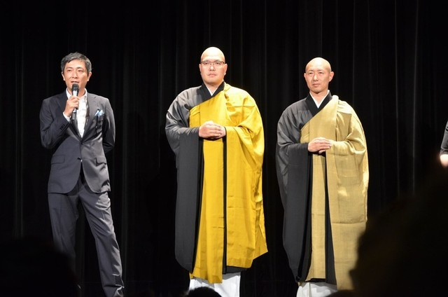 3・11以降の日本における仏教の意義、 そして信仰とは何かを探求した