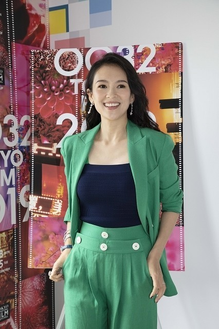 第32回東京国際映画祭、チャン・ツィイーがコンペ部門審査委員長に! - 画像1