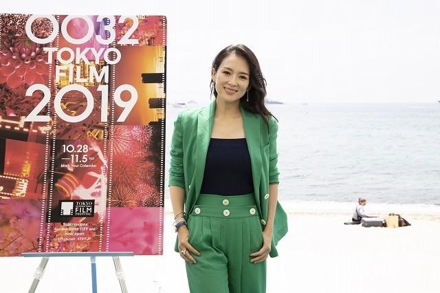 第32回東京国際映画祭、チャン・ツィイーがコンペ部門審査委員長に!