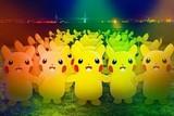 過去最大級2000匹のピカチュウが横浜の夜を盛り上げる 「大量発生チュウ!」8月開催
