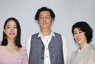 井浦新が明かす、映画作りの本質 「嵐電」での芝居は「宝物」