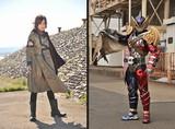 斉藤秀翼&パパイヤ鈴木、劇場版「仮面ライダージオウ」で変身! ジオウの行く手を阻む悪役に