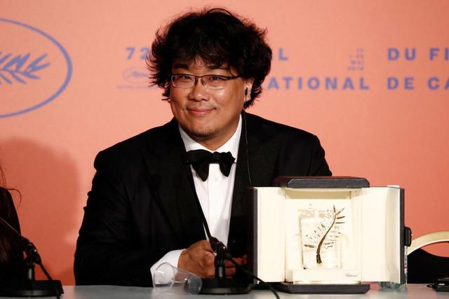 パルムドールを受賞したポン・ジュノ監督