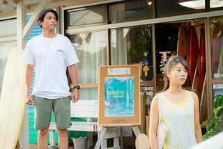 """「サーフィンはこんなに楽しいんだ」 吉沢悠&馬場ふみか""""聖地""""で経験したこと"""
