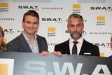 「S.W.A.T.」ジェイ・ハリントン&アレックス・ラッセル来日!ファンの熱狂ぶりに圧倒