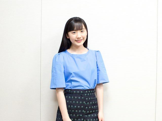 芦田愛菜、「海獣の子供」で等身大の14歳を表現 自分の声を探り