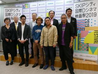 三池崇史監督「SKIPシティ国際Dシネマ映画祭2019」国際コンペの審査委員長に
