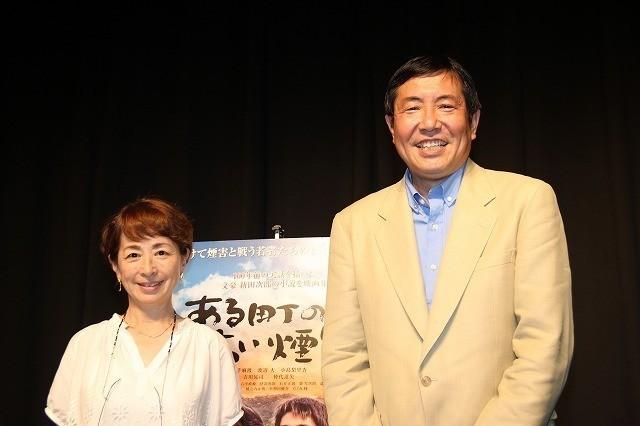 初めて実写映画のナレーションに挑戦した 阿川佐和子
