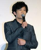 """稲垣吾郎、「海獣の子供」の""""妻""""蒼井優の結婚を祝福「山ちゃんにも見てほしい」"""