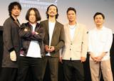 斎藤工、永野ら「チーム万力」の新作「MANRIKI」短編版お披露目「魔物を生み出した」