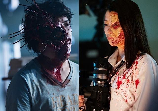 青春恋愛映画の撮影現場が地獄絵図と 化す「ゴーストマスター」