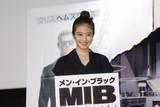 今田美桜、「MIB」日本語吹き替え版でのカメオ出演明かす