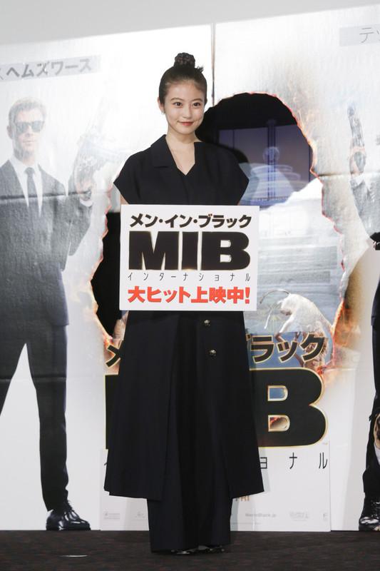 今田美桜、「MIB」日本語吹き替え版でのカメオ出演明かす - 画像3