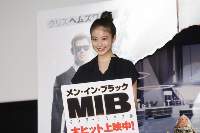 今田美桜、「MIB」日本語吹き替え版でのカメオ出演明かす - 画像2