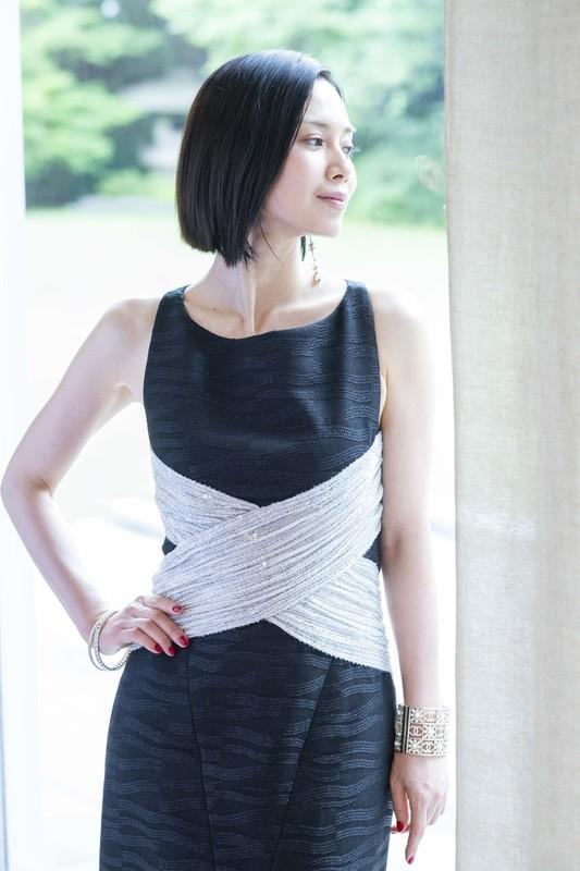 「フランス映画祭 2019 横浜」フェスティバル・ミューズを務める中谷美紀