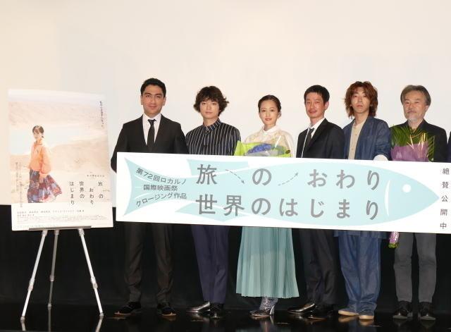 女優・前田敦子に全幅の信頼 「旅のおわり世界のはじまり」黒沢清監督が絶賛