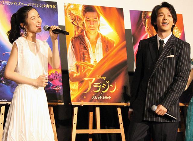 「アラジン」公開11日で興収38億円突破、中村倫也「作品の力強い」 - 画像8