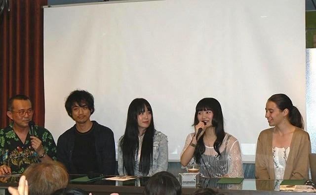 「田辺・弁慶映画祭セレクション2019」前夜祭、5人の監督が意気込みや新作を語る