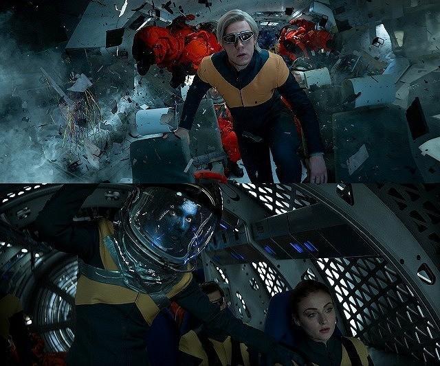 「X-MEN」のメンバーが宇宙へ!