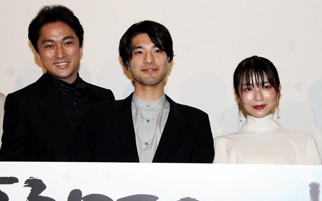 井手麻渡、映画初主演で師・仲代達矢との共演に感慨「すごく緊張した」