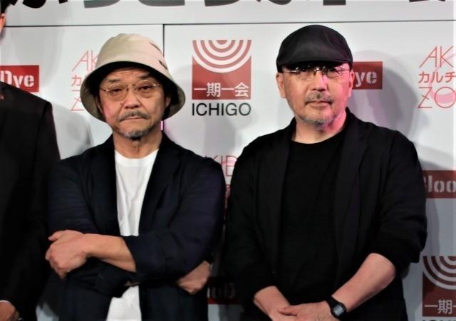 押井守&西村純二がアニメ シリーズ「ぶらどらぶ」で再タッグ
