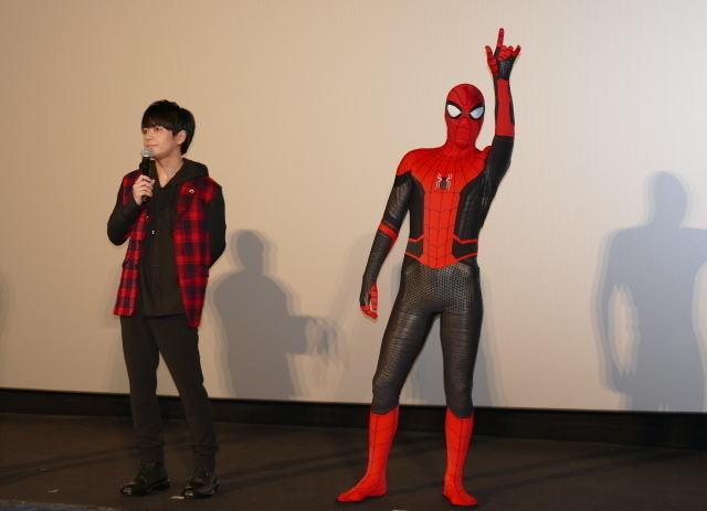 世界最速上映された「スパイダーマン」新作、徹底した情報管理に吹替え声優も驚き - 画像5