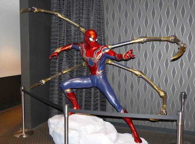 世界最速上映された「スパイダーマン」新作、徹底した情報管理に吹替え声優も驚き - 画像6
