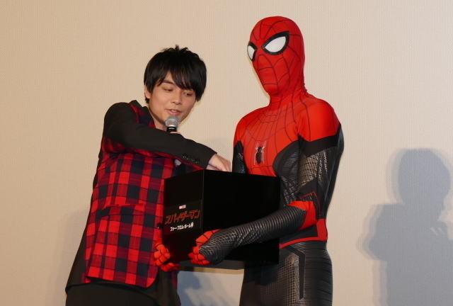 世界最速上映された「スパイダーマン」新作、徹底した情報管理に吹替え声優も驚き - 画像4