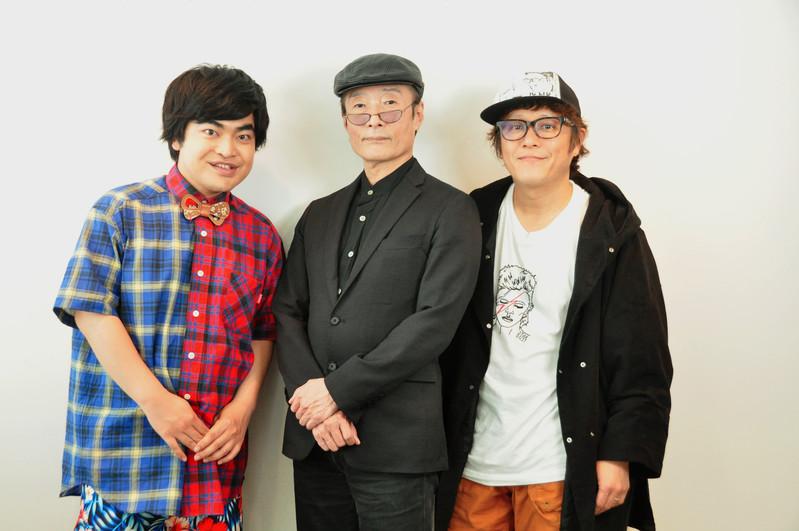 魔夜峰央×加藤諒×小林顕作監督が語り尽くす「劇場版パタリロ!」