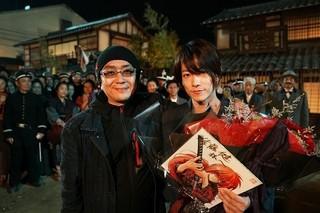 佐藤健主演「るろうに剣心」最終章、7カ月超の撮影がついに終了「言うまでもなく僕の誇り」