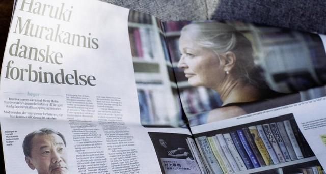 「ドリーミング村上春樹」場面写真公開 デンマーク人翻訳家の仕事風景 - 画像2
