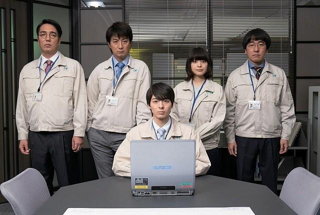 映画「前田建設ファンタジー営業部」に小木博明、上地雄輔、本多力、岸井ゆきのが出演!