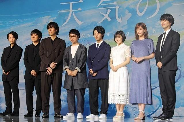 """RADWIMPS野田洋次郎、""""最後""""のような気持ちで臨んだ「天気の子」は「攻めている」 - 画像4"""