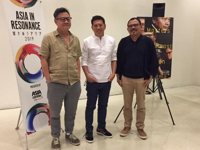 「カオスがクリエイティビティにつながる」シンガポール、インドネシア、フィリピンの巨匠が語る、アジア映画の未来