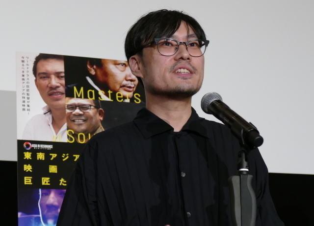 森崎ウィン、東南アジア映画の巨匠たちを前に緊張 夢は「アジア各国の映画に出ること」 - 画像9