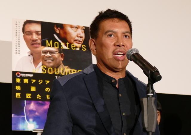 森崎ウィン、東南アジア映画の巨匠たちを前に緊張 夢は「アジア各国の映画に出ること」 - 画像6