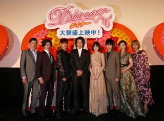 藤原竜也、七夕の願い事は「Diner 2」製作! 全編メキシコロケを希望
